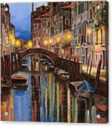 alba a Venezia  Acrylic Print