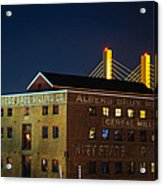 Albers Bros. Cereal Millers Acrylic Print