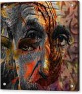 Albert Estrogen  Acrylic Print