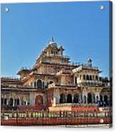 Albert Hall 3 - Jaipur India Acrylic Print