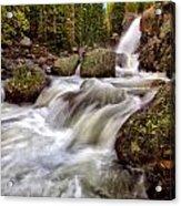 Alberta Falls Acrylic Print