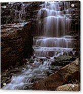 Albion Waterfalls 2 Acrylic Print