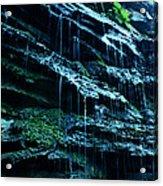 Albion Waterfalls 3 Acrylic Print
