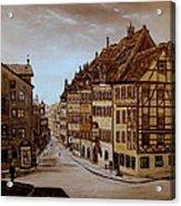 Albrecht Durers Home Acrylic Print