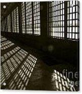 Alcatraz 4 Acrylic Print by Micah May