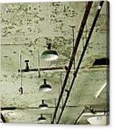Alcatraz 6 Acrylic Print