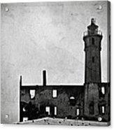 Alcatraz Island Lighthouse Acrylic Print