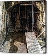 Alcatraz Island Morgue Acrylic Print
