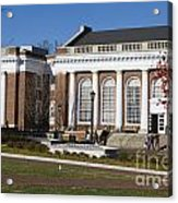 Alderman Library University Of Virginia Acrylic Print