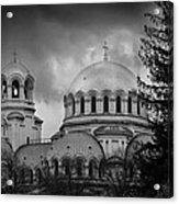 Aleksander Nevski  Acrylic Print