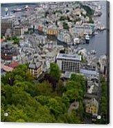 Alesund Norway Acrylic Print