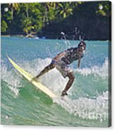 Alex Encarnacion Surf 2 Acrylic Print