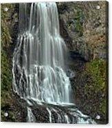 Alexander Falls Recreation Site - Whistler Bc Acrylic Print