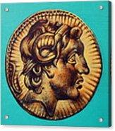 Alexander The Great Acrylic Print