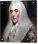 Alexander Wedderburn (1733-1805) Acrylic Print