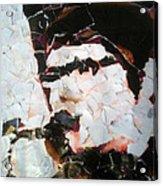 Alexander With Sax Acrylic Print