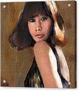 Alexandra Acrylic Print