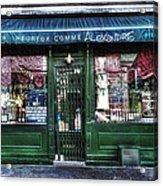 Alexandre Paris France Acrylic Print