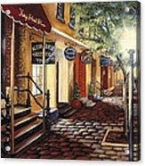 Alexandria At Dawn Acrylic Print