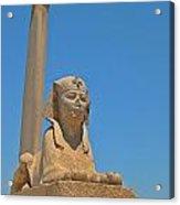 Alexandria Egypt Acrylic Print