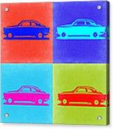 Alfa Romeo Gtv Pop Art 2 Acrylic Print