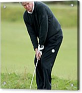 Alfred Dunhill Links Championship - Day Acrylic Print