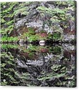 Algonquin Mirror Acrylic Print