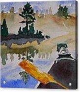 Algonquin Provincial Park Ontario Canada  Acrylic Print