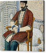 Ali Quli Mirza Acrylic Print