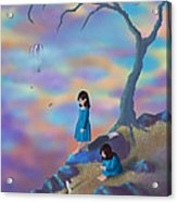 Alice's Ambivalence Acrylic Print