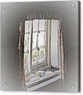 Alice's Window Acrylic Print