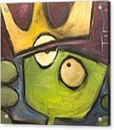 Alien King Acrylic Print