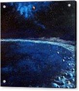 Alien Storm Acrylic Print