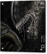 Alien Vs Predator Acrylic Print