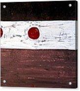 Alignment Original Painting Acrylic Print