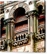 All Along The Watchtower Acrylic Print