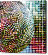 All Balled Up  Acrylic Print