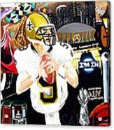 All Hail New Orleans Acrylic Print