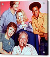 All In The Family  Acrylic Print