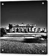 Mysterious Ruins Acrylic Print