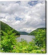 Allegheny Reservoir Acrylic Print