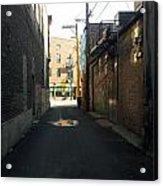 Alley 40 Acrylic Print
