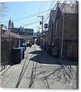 Alley 43 Acrylic Print