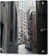 Alley 5 Acrylic Print