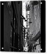 Alley - 200010 Acrylic Print