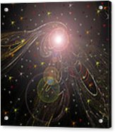 Alluring Light Acrylic Print