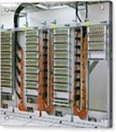 Alma Fibre Optics Panels Acrylic Print