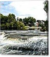 Almonte Falls Acrylic Print