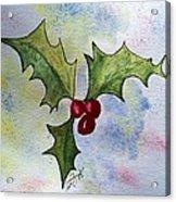 Almost Christmas Acrylic Print