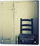 Alone In A Room Acrylic Print by Margie Hurwich